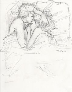 Easy Pencil Drawings Of People Hugging drawings on pinterest cute couple drawings, percabeth and ...
