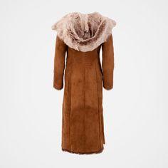 【Clearance Sale💥Shipped Within 24h】Hooded Toscana Coat - inkshe.com Boho Fashion, Winter Fashion, Long Hooded Coat, Sheepskin Coat, Dress Suits, Coat Dress, British Style, Short Skirts, Sleeve Styles