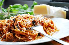 World's BEST Spaghetti with RAO's Homemade Marinara! ~by  Honey What's Cooking