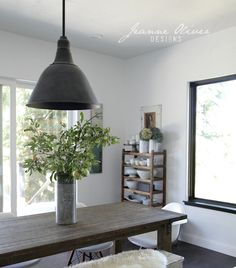 Kitchen lighting | Jeanne Oliver from Restoration Hardware