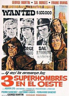 Three Supermen of the West (1973)