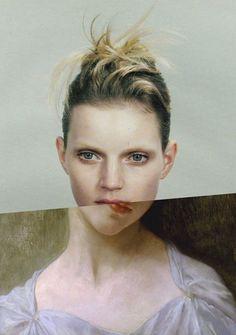 Collage via Dazed Digital