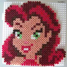 """Coffret Perler Beads """"Fairies set"""" Il vous faut 1 grande plaque carrée"""