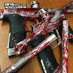 ANOTHER Paintball Guns, Airsoft Guns, Markers, Photo And Video, Videos, Instagram, Sharpies, Sharpie Markers