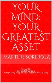 Welcome To Sharing With Martins'Blog SWMB™: NEW BOOK RELEASE By Martins Sorinola