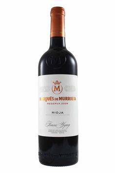 Fraziers Wine Merchants - Marques de Murrieta Reserva Rioja 2009, £20.99 (http://www.frazierswine.co.uk/marques-de-murrieta-reserva-rioja-2009/)