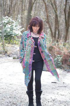 Tilak Jacket in Merino Wool