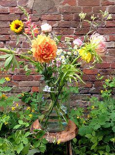 Het bloemabonnement werkt als volg: U bepaalt welk formaat boeket u wenst (small € 17,50/ medium€ 22,50 / large€ 27,50). U bepaalt hoe vaak u het abonnement geleverd wilt hebben (wekelijks/weewekelijks/maandelijks). U kunt het abonnement op elk moment wijzigen/even stopzetten/ beeindigen. U ontvangt ieder maand een factuur. De bezorging van de bloemen is op dinsdag of donderdag, tijdstip in overleg. Wanneer u een abonnement afsluit, zijn de bezorgkosten gratis...