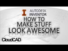 15 Best Autodesk Inventor images in 2018 | Autodesk inventor