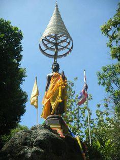 Wat Pha Koh at Songkhla  Photo by Toh Sai Chen  #wowtasticThailandPhotoContest