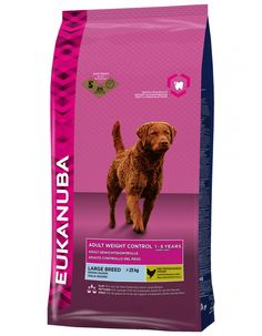 Eukanuba Adult Dry Dog Food Weight Control Large Breed - 15 kg, Chicken Dog Food Ratings, Dog Food Reviews, Jennifer Lopez Weight, Dog Food Comparison, Dog Food Recall, Les Croquettes, Dog Food Container, Dog Food Brands, Dog Food Storage