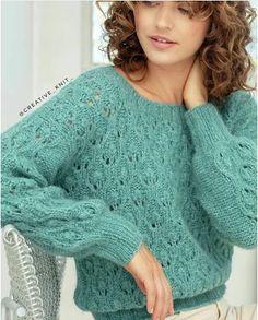 Зима - это красиво! Несколько зимних моделей с фото, выкройкой, описанием | Тепло о вязании | Яндекс Дзен Black Sweater Dress, Black Sweaters, Mohair Sweater, Men Sweater, Knitting Books, Knitting Designs, Lana, Knitwear, Knitting Patterns