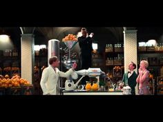 The Great Gatsby- Young and Beautiful Scene HD - YouTube
