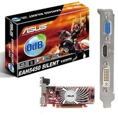 Asus Us Radeon Hd5450 Ati 1gbpcie A (eah5450 Silent/di/1gd3(lp) - by Asus. $47.26. Asus Us Radeon Hd5450 Ati 1gbpcie A (eah5450 Silent/di/1gd3(lp) - : Manufacturer: ASUS Computer InternationalManufacturer Part Number: 90-C1CP20-L0UANABZManufacturer Website Address: Brand Name: AsusProduct Series: AProduct Model: EAH5450 SILENT/DI/1GD3(LP)Product Name: EAH5450 SILENT/DI/1GD3(LP) Radeon HD 5450 Graphics CardPackage Type: RetailProduct Type: Graphics CardMaximum Resolution: 2560...