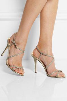 Wedding Shoes Jimmy Choo Stilettos For 2019 Stilettos, Pumps, Stiletto Heels, Shoes Heels, Glitter Sandals, Shoes 2015, Wedding Heels, Jimmy Choo Shoes, Prom Shoes