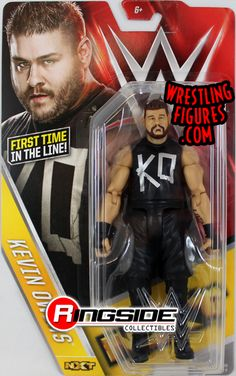 Kevin Owens - WWE Series 58 WWE Toy Wrestling Action Figure