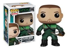Pop! TV: Arrow - Oliver Queen | Funko