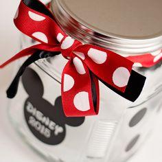 Disney Savings Jar Craft