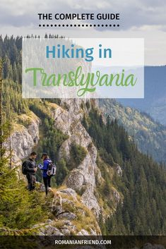 Romania has been dubbed Europe's last wilderness reserve! So why don't you try hiking in Romania's Carpathian Mountains, which occupies of the country! The Carpathian Mountains in Romania boast wild sceneries, a rich wildlife hidden in Hiking Guide, Hiking Tours, Travel Tours, Hiking Trails, Shopping Travel, Budget Travel, Travel Guides, Visit Romania, Turism Romania