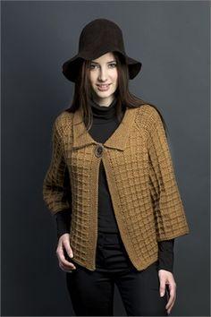 Swatch Image Bead Kits, Swatch, Knitwear, Sewing Patterns, Turtle Neck, Knitting, Crochet, Coat, Model
