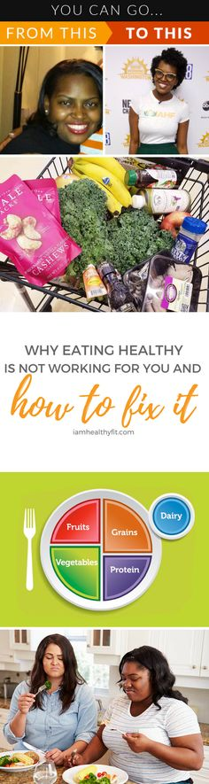 Eating healthy can be very frustrating and challenging. If you are wondering why you can't get the results you want, then this post is for you. Here are five reasons why you might be struggling and what to do about it.