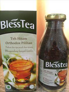 BlessTea Teh hitam Botol juga penuh zat sehat yang disebut polifenol. Polifenol merupakan antioksidan yang dapat membantu melindungi sel-sel Anda dari kerusakan DNA.