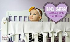 No Sew Teething Crib