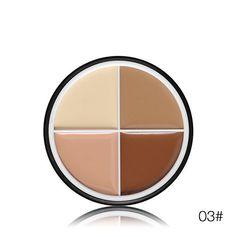 Contour Makeup Palette For Amazing Up Looks Too Faced Concealer, Cream Concealer, Color Contour, Contour Kit, Contour Palette, Whitening, Blush, Rouge