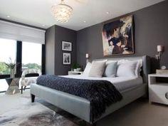 Best Grey For Bedroom impressive bedroom paint ideas red and gray bedroom design decor
