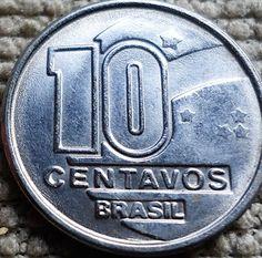 moedas brasileiras antigas 1989