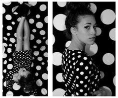 Polka Dot Dress <3  See more on: http://www.nuagerose.com/2013/05/polka-dot-obsession/