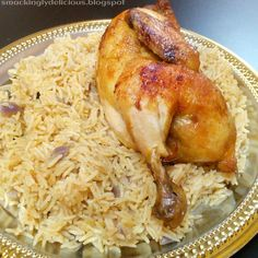 Mandi : Arabian Rice | Eggs & Kettles Middle East Food, Middle Eastern Recipes, Arabic Rice Recipe, Easy Cooking, Cooking Recipes, Rice Recipes, Dessert Recipes, Arabian Food, Egyptian Food