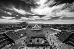 Antiguo México #Prehispanico  #Teotihuacan, estado de México, #Mexico.