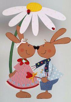 labor day crafts for kids Fensterbild- Hasenpaar - Frhling-Ostern- Dekoration -Tonkarton! Blue Crafts, Crafts To Do, Toilet Paper Roll Crafts, Paper Crafts, Labor Day Decorations, Fireworks Craft For Kids, Labor Day Crafts, Lantern Craft, Halloween Entertaining