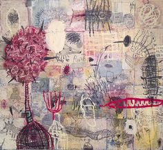 Heather Wilcoxon & Tony Fitzpatrick @ Jack Fischer | Squarecylinder.com – Art Reviews | Art Museums | Art Gallery Listings Northern Californ...