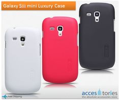 4 in 1 Luxury Accessories Pack for Samsung Galaxy S3 Mini (i8190), see more.... http://www.accestories.com/en/store/cell-phone-accessories/samsung-accessories/4-in-1-case-for-samsung-galaxy-s3-mini-i8190-with-screen-protector-detail