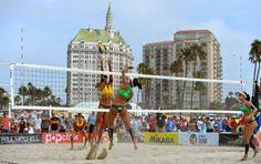 Blog Esportivo do Suíço: Ágatha e Bárbara vencem fácil e vão às semifinais em Long Beach
