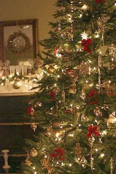 Image detail for -Christmas Tree Decoration – Interior Design Decorating Ideas