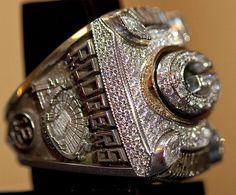 Green Bay Packers - Super Bowl XLV, 2011 - Super Bowl Rings