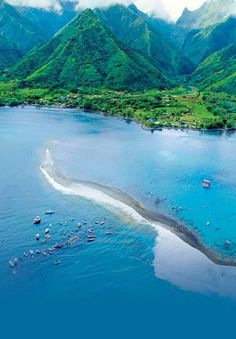 Tahiti , French Polynesia