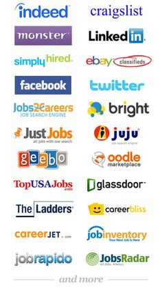 Post your jobs to these job boards: Indeed, Craigslist, Monster, LinkedIn, Simply Hired, Ebay Classifieds, Facebook, Twitter, Jobs to Careers, Bright, Just Jobs, JuJu, Geebo, Oodle, Top USA Jobs, Glassdoor, Tip Top Jobs, Career Bliss, Career Jet, Job Inventory, Jooble, Yakaz, My New Job Search, Career Vitals, Job Rapido, JobsRadar using ZipRecruiter #LVCCLD