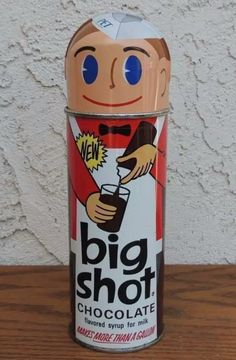 Favorite chocolate syrup from the 60's