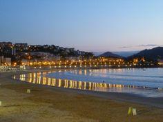 #casamento #luademel #viagem #cidade #praia #Europa #SanSebastian #Espanha