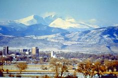 Fort Collins, CO  My home.