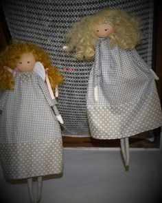 karácsonyt várva... Backpacks, Dolls, Bags, Baby Dolls, Handbags, Puppet, Backpack, Doll, Baby