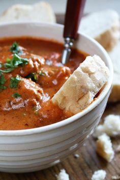 sio-smutki! Monika od kuchni: Karkówka w sosie z musztardy, śmietany i pomidorów...