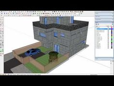 Tip to export from Sketchup 3D to AutoCAD 2D - YouTube