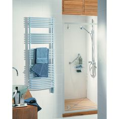 Direct-wire Electric Towel Radiator