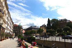 Unterwegs in Bayreuth