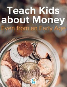 You can teach money skills to your kids even from an early age. Here are simple techniques to help your child learn about money and personal finance.